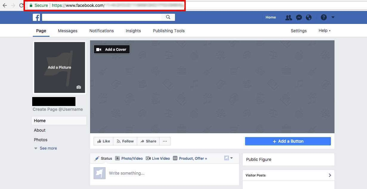 How to obtain your facebook event url
