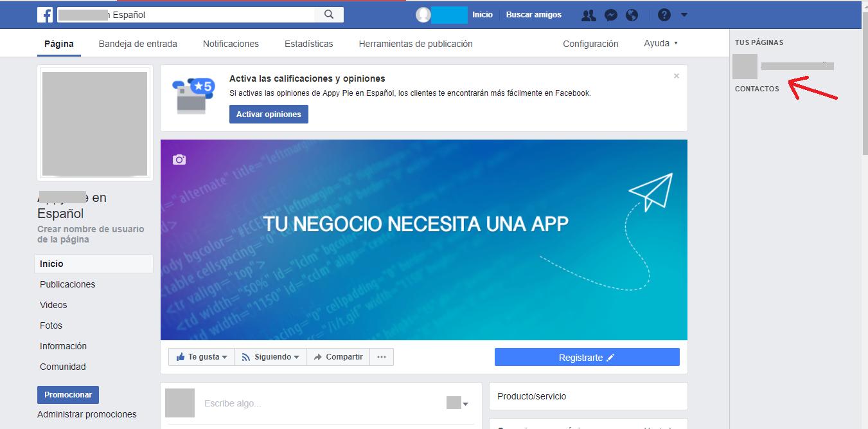 facebook en espanol buscar amigos