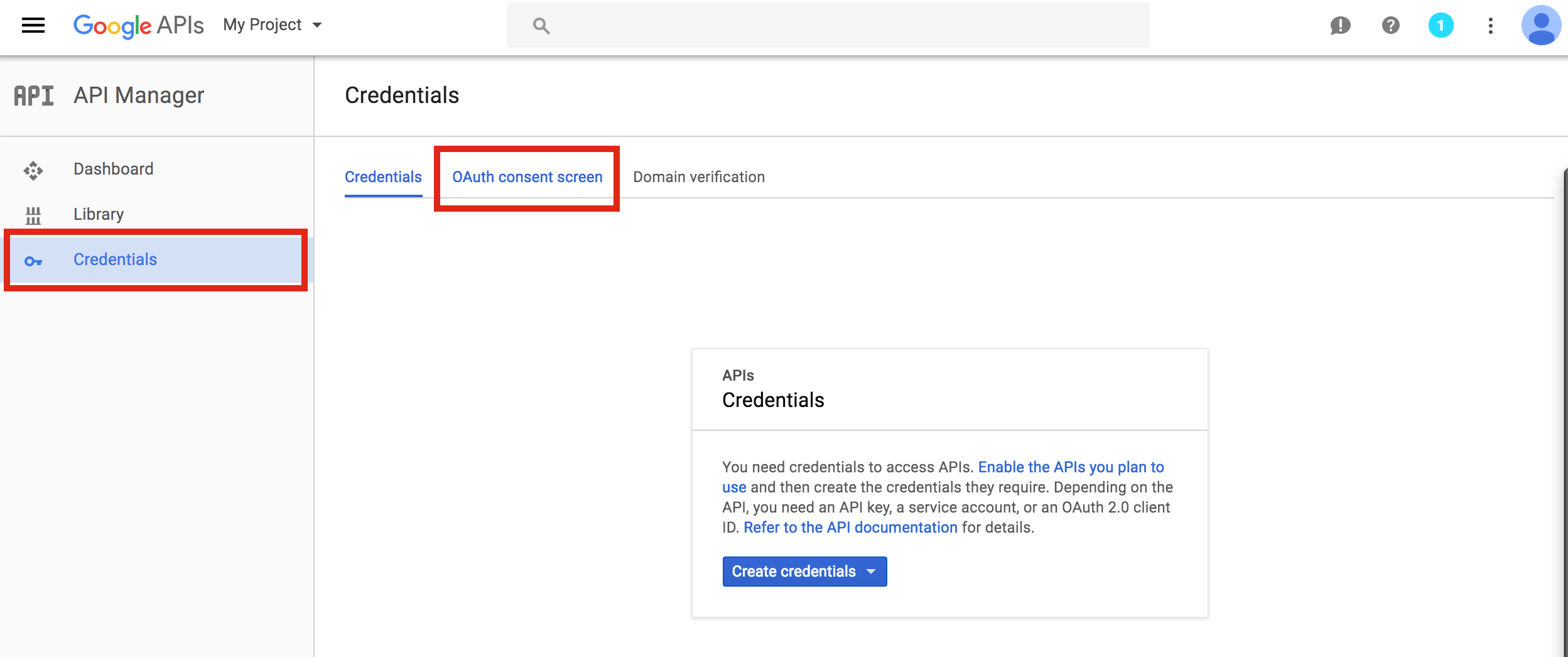 How can I get my Google account Client ID and Client Secret key