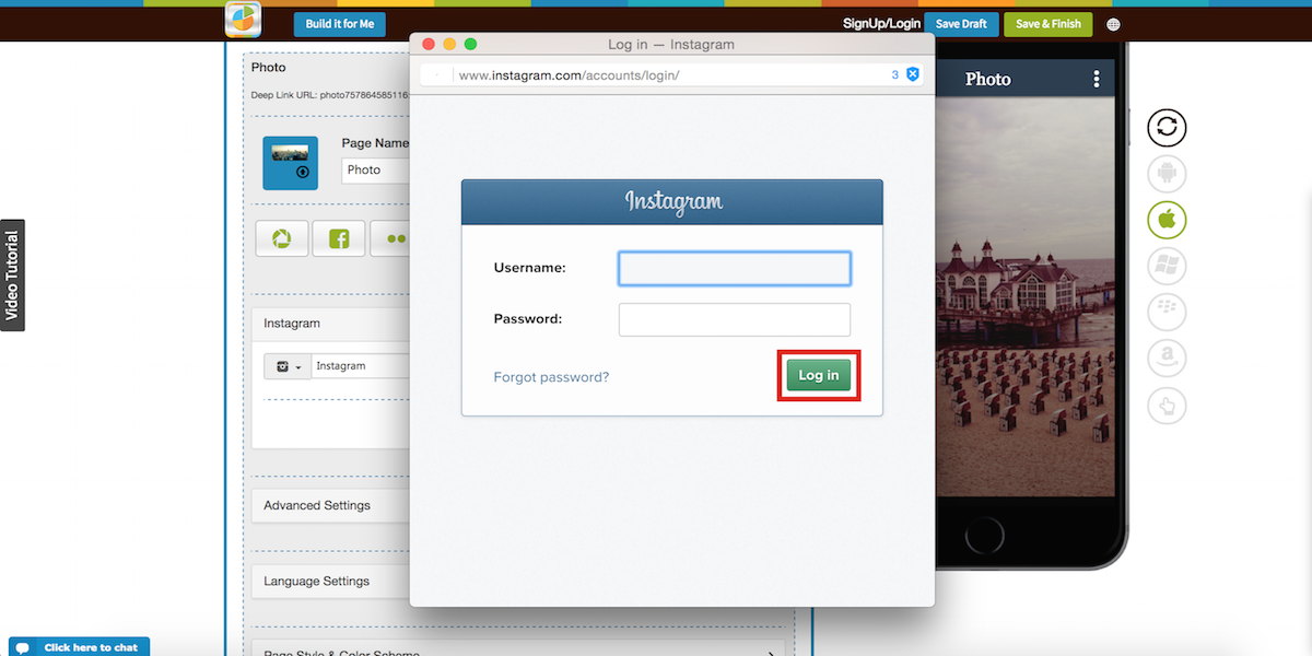 how to add location on instagram profile