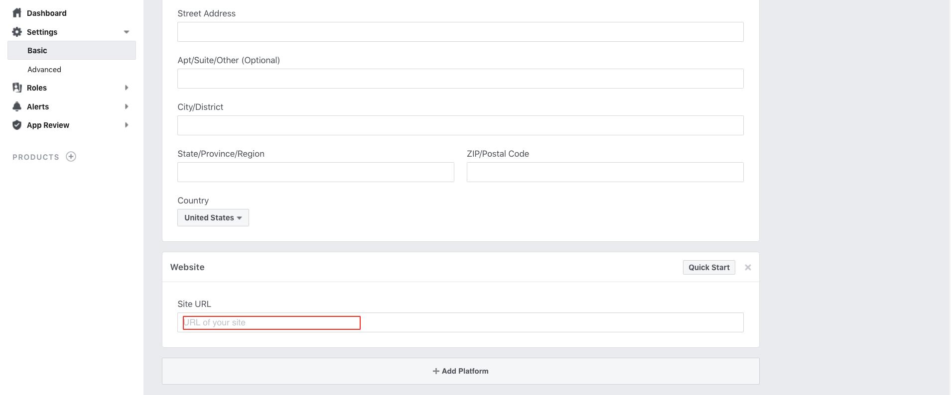 How to get your Facebook App's APP ID