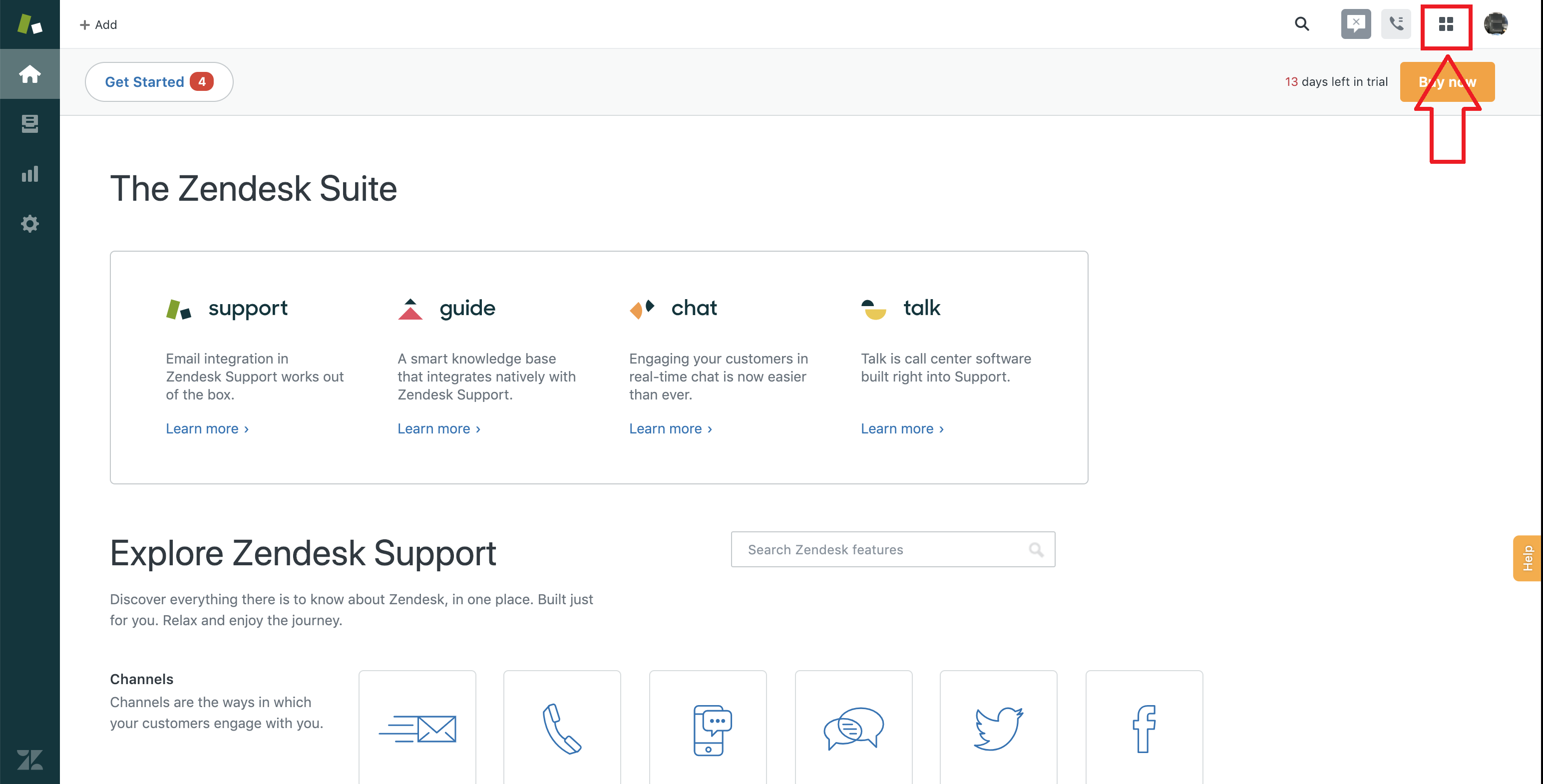How to add Zendesk Chat