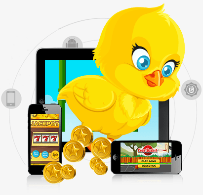 Appy Pie: шаблоны мобильных игр